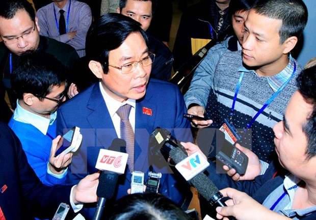 Minister: media must fight wrongful allegations by hostile forces hinh anh 1