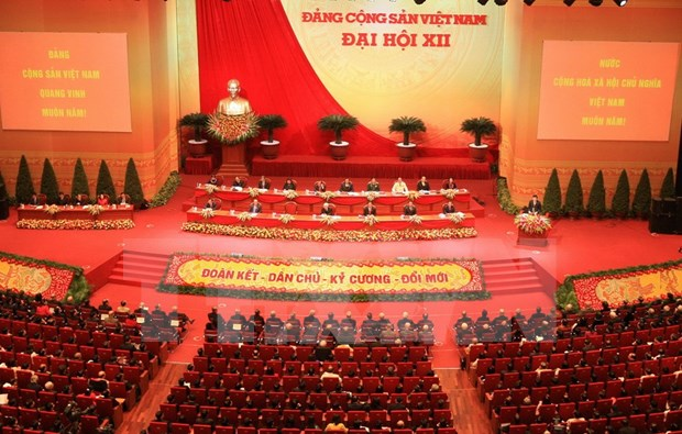 Vietnamese people share confidence in Party hinh anh 1