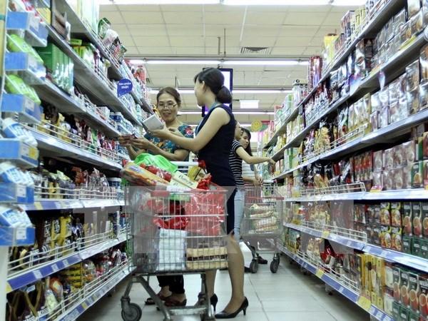 Ho Chi Minh: CPI down 0.03 percent in January hinh anh 1