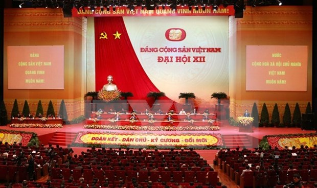 New Party Central Committee helps Vietnam grow further: delegates hinh anh 1