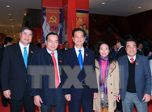 Party Congress discusses industrialisation, modernisation hinh anh 1