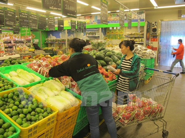 Inflation rate in Hanoi sees 0.12 percent rise hinh anh 1