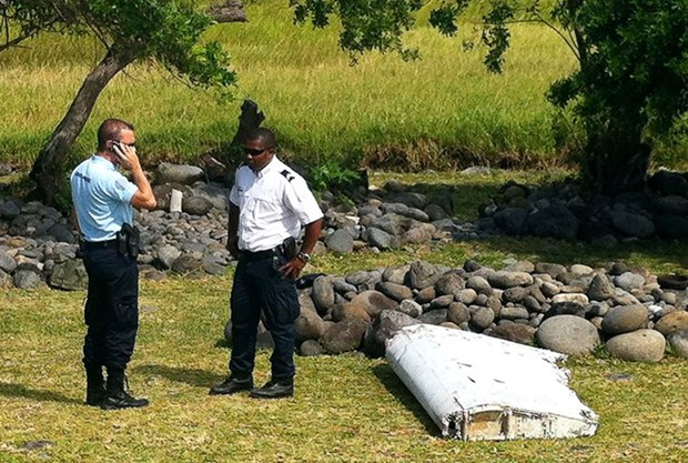 Suspected MH370 plane wreckage found in Thailand hinh anh 1
