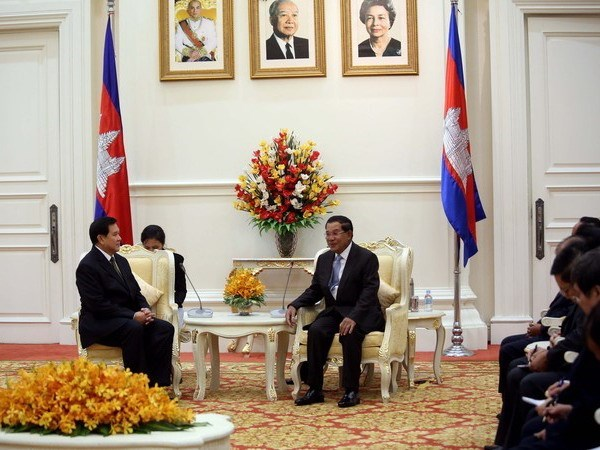 Thailand, Cambodia intensify bilateral ties hinh anh 1