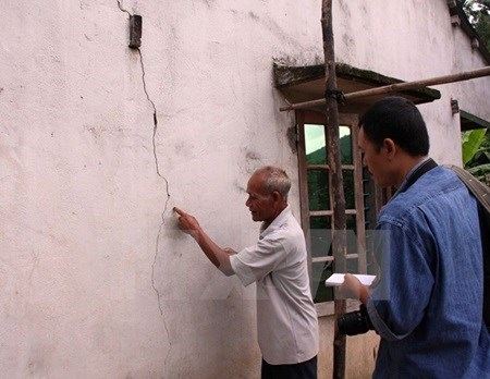 Seismologists predict potential earthquakes hinh anh 1