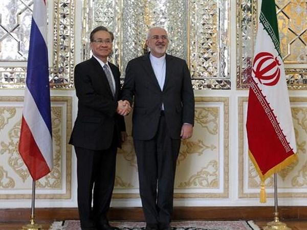 Iran, Thailand strengthen economic ties hinh anh 1