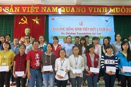 Taiwanese organisation helps disadvantaged children in Quang Tri hinh anh 1