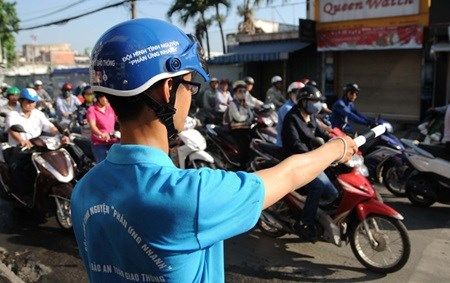 HCM City to enhance traffic inspection for Tet holiday hinh anh 1
