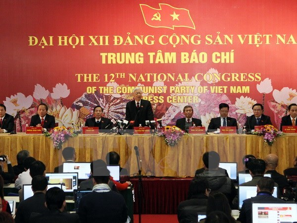 12th National Party Congress: People trust in new Party leadership hinh anh 1