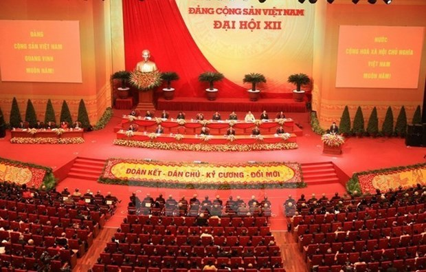 12th Party Congress opens up new reform phase hinh anh 1