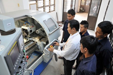 Schools need to better vocational training methods hinh anh 1