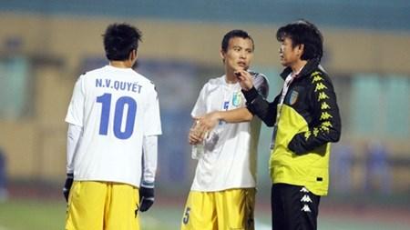 Hanoi T&T to play Hong Kong champions hinh anh 1