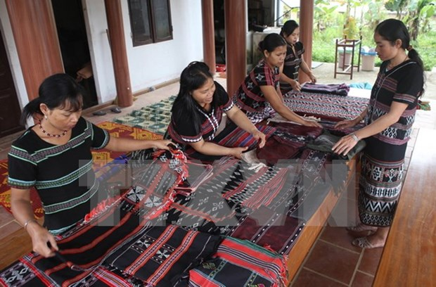 Work for women's advancement performed well hinh anh 1