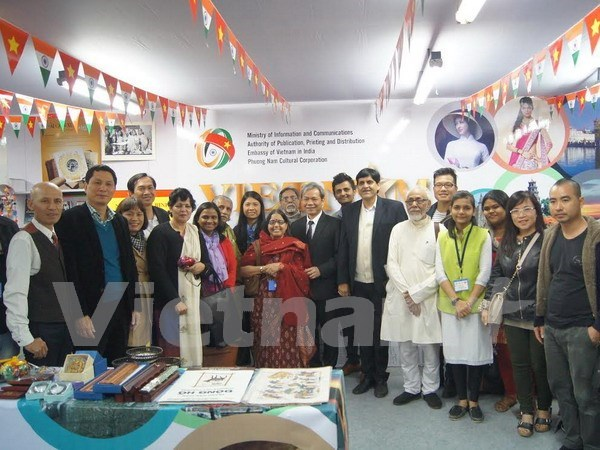 Vietnam's arts introduced to Indian audiences hinh anh 1