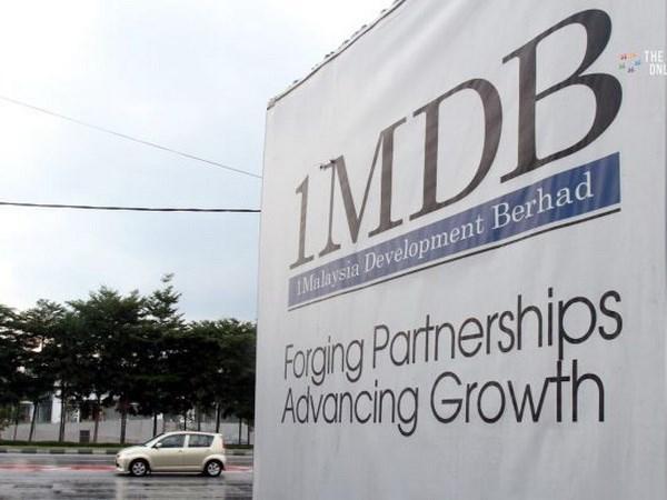 Singapore freezes accounts linked to Malaysian's 1MDB hinh anh 1