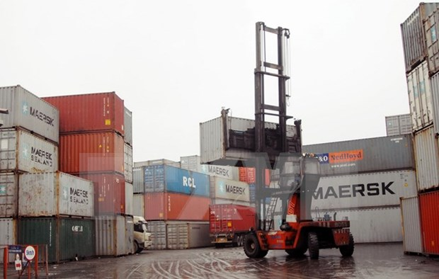 Hai Phong looks to international logistics hub hinh anh 1