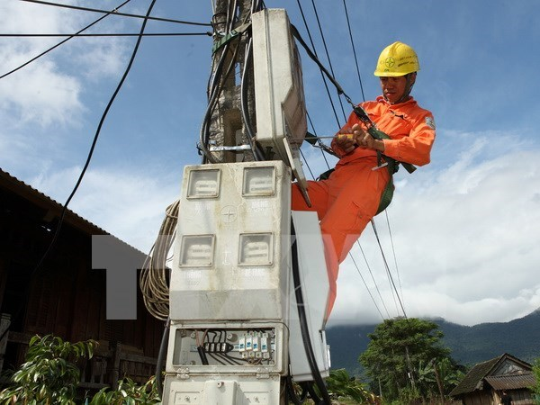 Son La: nearly 98 percent of households to access power hinh anh 1