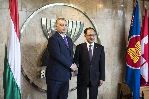 Hungary to boost cooperation with ASEAN hinh anh 1