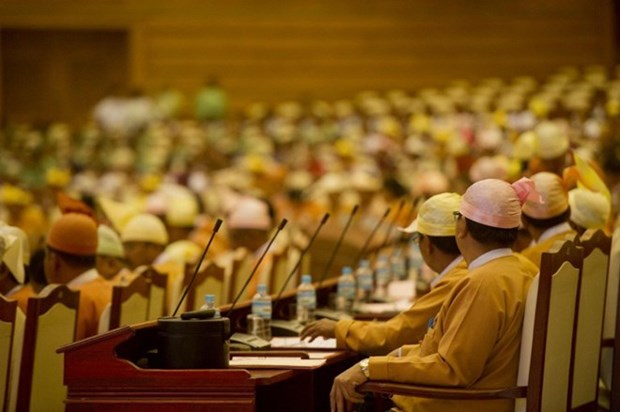 Myanmar parliament forms commission to support bill committee hinh anh 1
