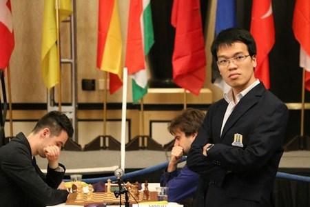 Vietnamese grandmaster drops four steps in February FIDE rankings hinh anh 1