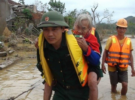Government preparing for extreme weather conditions hinh anh 1