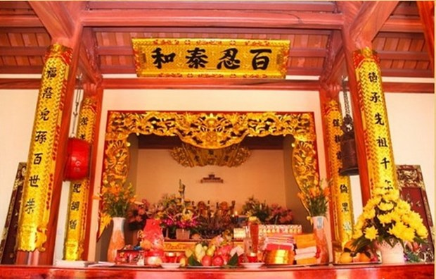 Ancestor worship, a fine tradition of Vietnam for generations hinh anh 1