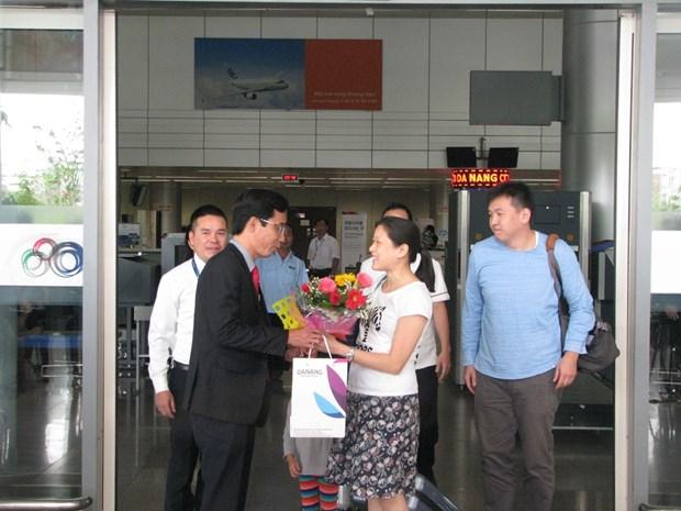 Da Nang anticipates sharp rise in visitors during Tet hinh anh 1