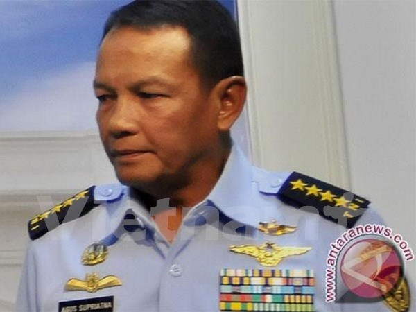 Indonesia: Four killed in military plane crash hinh anh 1