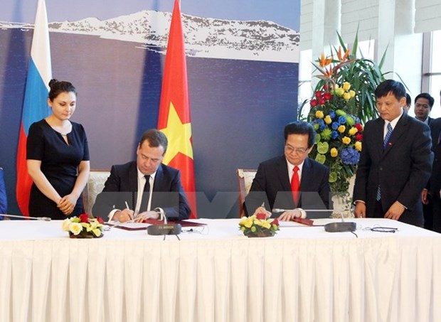Kazakhstan ratifies Vietnam-Eurasian Economic Union FTA hinh anh 1
