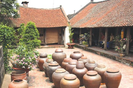 Preservation of Duong Lam ancient village hinh anh 1
