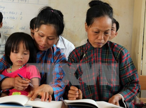 Vietnam makes MDGs fulfillment progress in ethnic minority areas hinh anh 1
