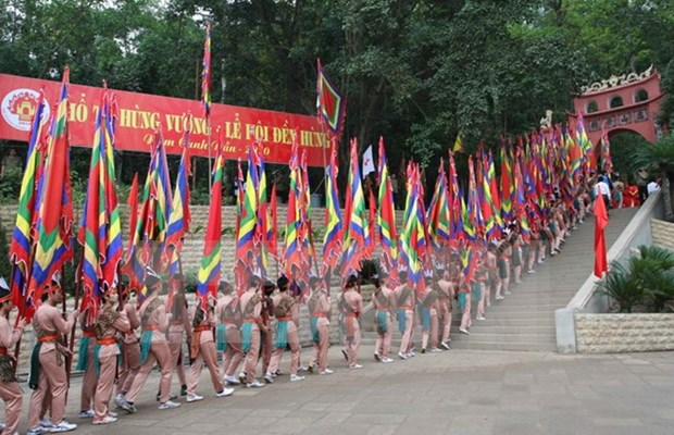 Phu Tho active in preserving Hung King worship rituals hinh anh 1