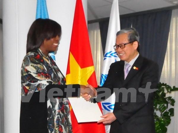WFP eyes long-term partnership with Vietnam hinh anh 1