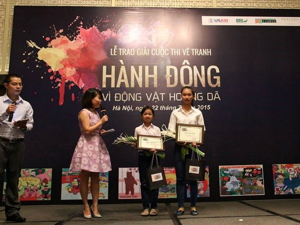 ENV calls for better wildlife protection in Vietnam hinh anh 1