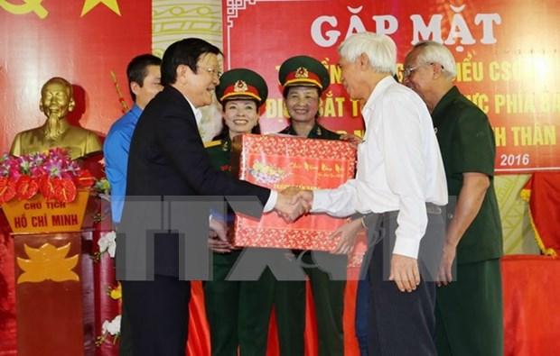 President praises museum of former revolutionary prisoners hinh anh 1