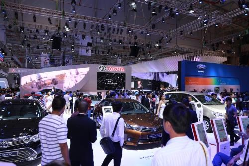 More than 23,000 cars sold in Jan 2016 hinh anh 1