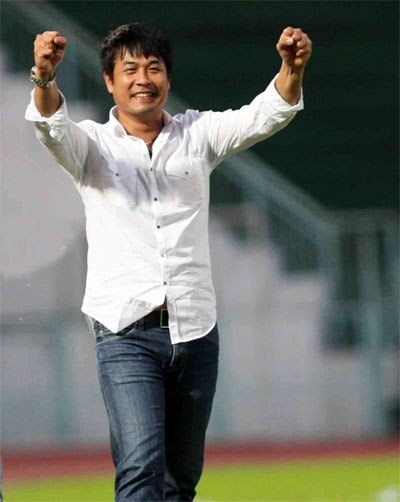 Thang named national team coach hinh anh 1