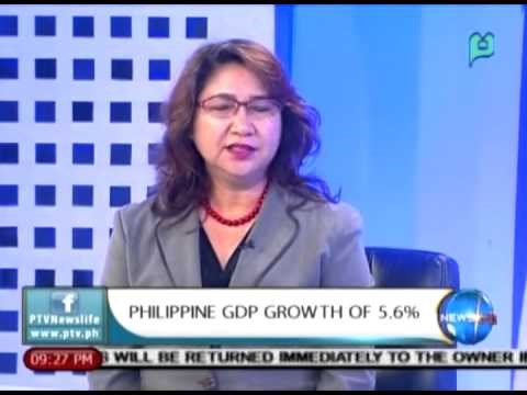 Philippines lowers 2016 GDP growth target hinh anh 1