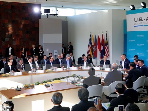 ASEAN-US Special Leaders' Summit releases Sunnylands Declaration hinh anh 1