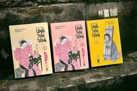 Comic series wins International Manga award hinh anh 1