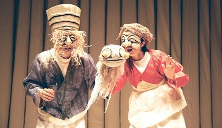 Korean puppet show set to enthral Hanoi audiences hinh anh 1