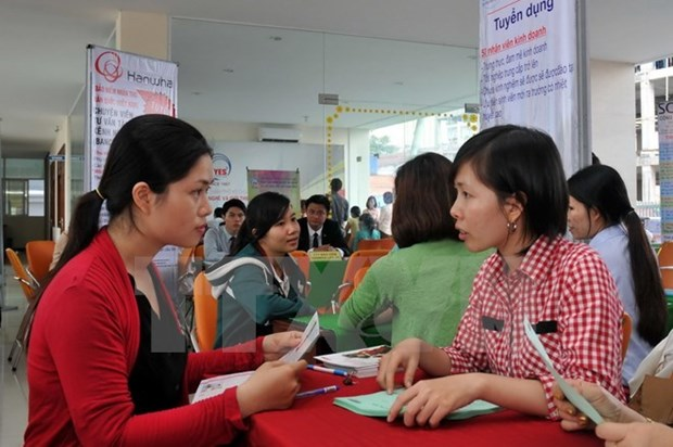 ASEAN people find it increasingly tough to seek employment: survey hinh anh 1