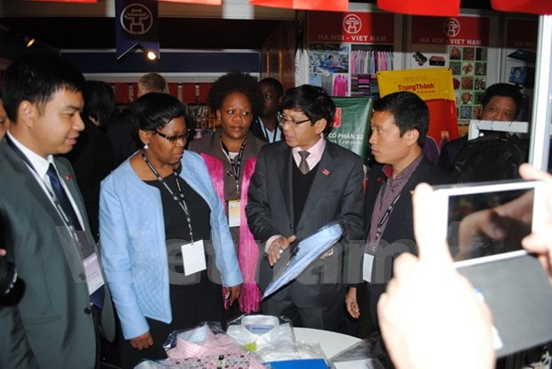 Vietnam, South Africa to double bilateral trade value hinh anh 1