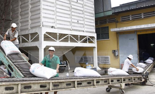 Workshop boosts rice export hinh anh 1