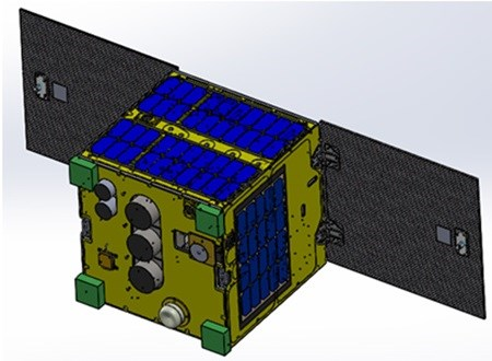 Vietnam satellite to enter space by 2018 hinh anh 1
