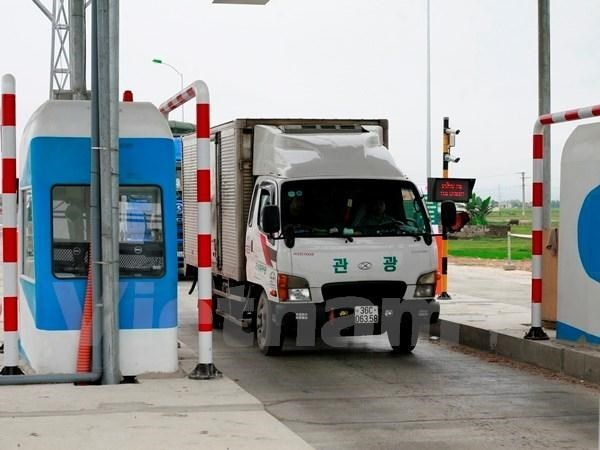 Electronic tolls seen implemented by 2020 hinh anh 1