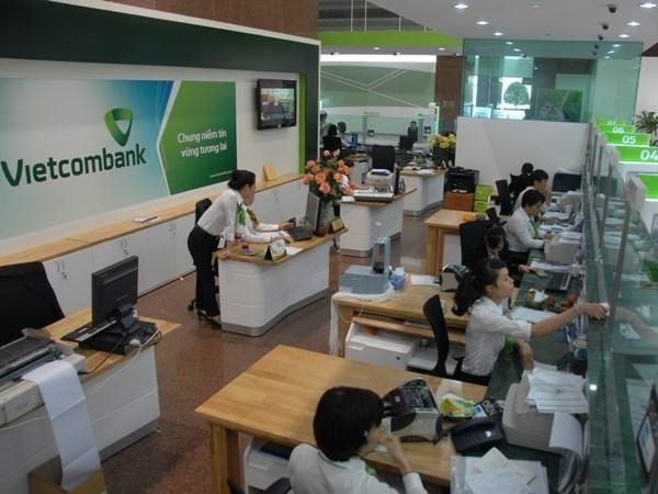 Vietcombank aims to boost charter capital hinh anh 1