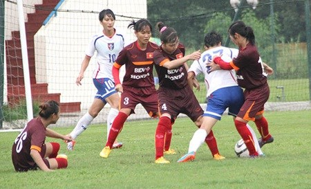 Women's team face uphill battle hinh anh 1