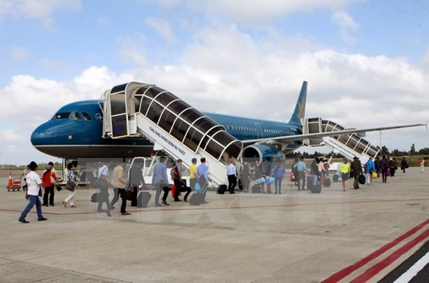 Vietnamese airlines cut fares as fuel costs plummet hinh anh 1
