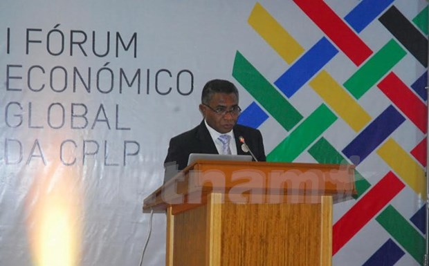 Timor Leste hosts first Portuguese-speaking community's forum hinh anh 1